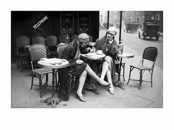 Reprodução do quadro Jeunes Femmes 1925