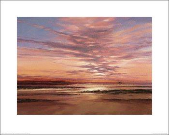 Reprodução do quadro  Jonathan Sanders - On An Island