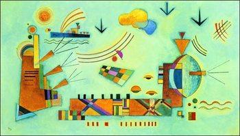 Reprodução do quadro  Kandinsky - Dolce Evento