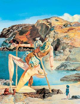 Reprodução do quadro  Le spectre des sex appeal