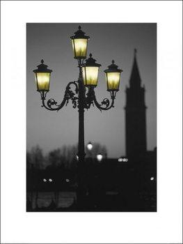 Reprodução do quadro Lee Frost - Venetian Twilight