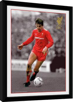 Liverpool - Dalgleish Poster Emoldurado