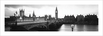 Reprodução do quadro London, England