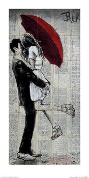 Reprodução do quadro  Loui Jover - Forever Romantics Again