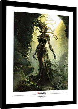 Magic The Gathering - Vraska, The Unseen Poster Emoldurado