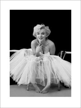 Reprodução do quadro Marilyn Monroe - ballerina