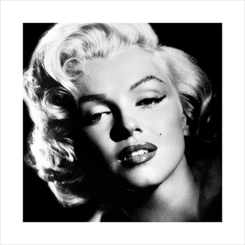 Reprodução do quadro Marilyn Monroe - Glamour