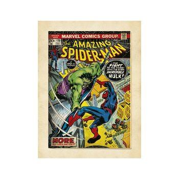 Reprodução do quadro  Marvel Comics - Spiderman