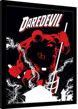 Marvel Extreme - Daredevil Poster Emoldurado