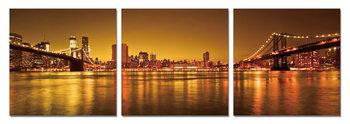 Quadro New York - Two Ways to Manhattan