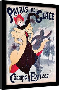 Palais de Glace - Champs Elysées Poster Emoldurado