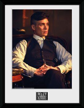 Peaky Blinders - Tommy Poster Emoldurado
