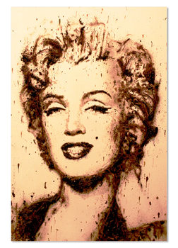 Quadro Portrait - Marilyn Monroe