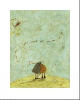 Reprodução do quadro  Sam Toft - I Just Can't Get Enough of You