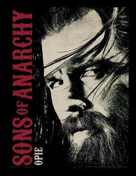 Sons of Anarchy - Opie Poster Emoldurado