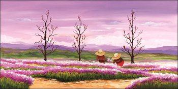 Reprodução do quadro  Spring Collection