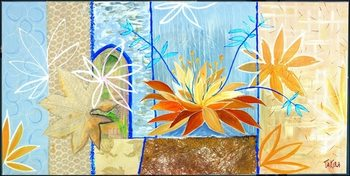 Reprodução do quadro Takira - Decorative Art 2