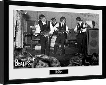 The Beatles - The Cavern 3 Poster Emoldurado