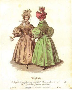 Reprodução do quadro  The Dress 1