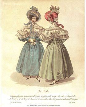 Reprodução do quadro The Dress 2