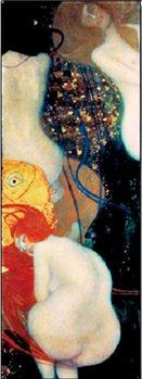 Reprodução do quadro  The Golden Fish
