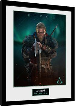 Poster Emoldurado Assassin's Creed: Valhalla - Eivor