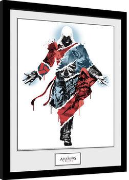 Poster Emoldurado Assassins Creed - Compilation 2