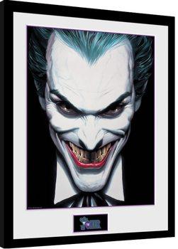 Poster Emoldurado DC Comics - Joker Ross
