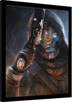 Poster Emoldurado Destiny - Cayde-6