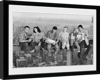 Poster Emoldurado Friends - On Grider