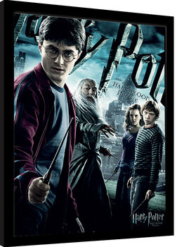 Poster Emoldurado Harry Potter - Half-Blood Prince