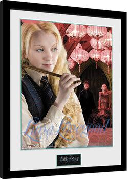 Poster Emoldurado Harry Potter - Luna