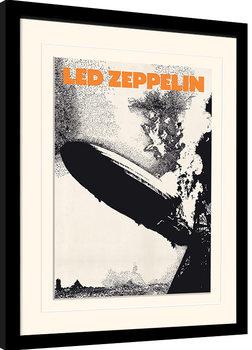 Poster Emoldurado Led Zeppelin - Led Zeppelin I