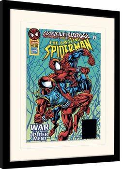 Poster Emoldurado Marvel Comics - Maximum Clonage