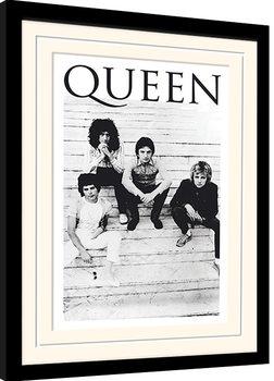 Poster Emoldurado Queen - Brazil 81