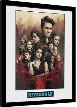 Poster Emoldurado Riverdale - Season 3