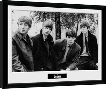 Poster Emoldurado The Beatles - Pose