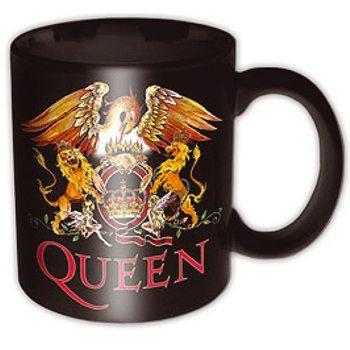 Mug Queen - Classic Crest