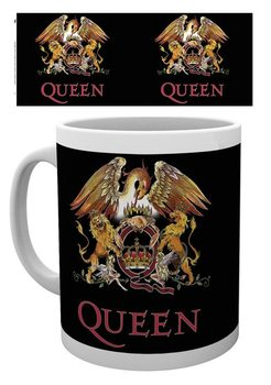 Mug Queen - Colour Crest