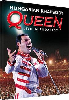 Queen - Hungarian Rhapsody  Canvas Print