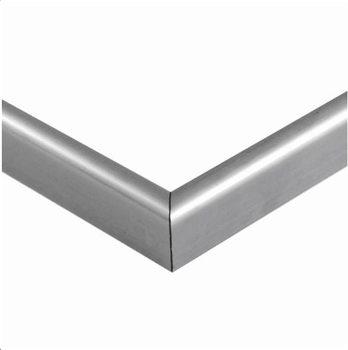 GB EYE Frame - Poster 61x91,5cm American stainless steel