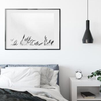 GB EYE Frame - Poster 61x91,5cm Black - Plastic