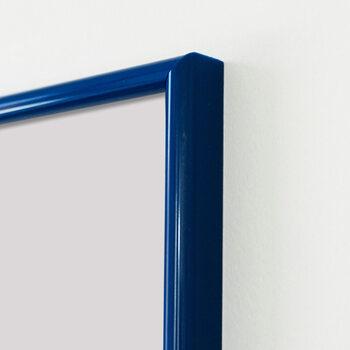 GB EYE Frame - Poster 61x91,5cm Blue - Plastic