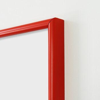 GB EYE Frame - Poster 61x91,5cm Red - Plastic