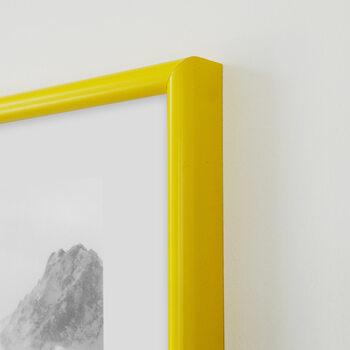 GB EYE Frame - Poster 61x91,5cm Yellow - Plastic