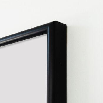 POSTERS Frame - Poster 26.7x40 cm Black - Plastic