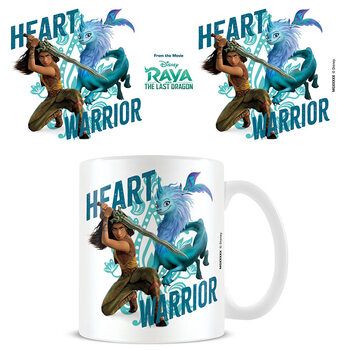 Cup Raya and the Last Dragon - Heart Warrior