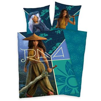 Bed sheets Raya and the Last Dragon