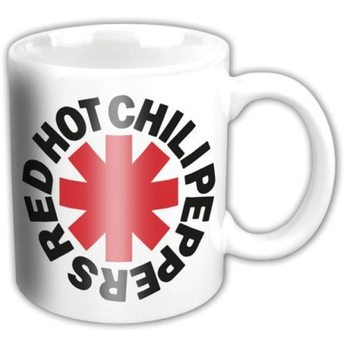 Mug Red Hot Chili Peppers - Classic Asterisk
