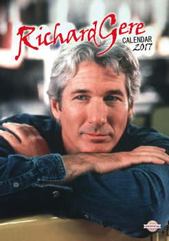 Calendar 2021 Richard Gere